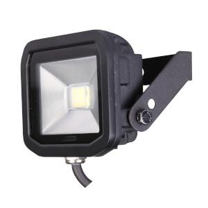 Luceco Slim 8W Black Floodlight