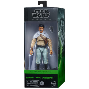 Hasbro Star Wars The Black Series Return of the Jedi General Lando Calrissian Action Figure