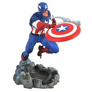 Diamond Select Marvel Gallery Vs Captain America Statue