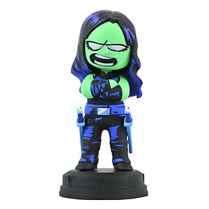 Diamond Select Marvel Animated Guardians Of The Galaxy Gamora Statue