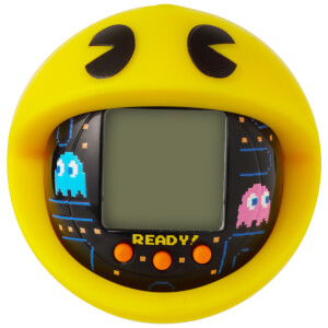 PAC-MAN x Tamagotchi w/ Case Black