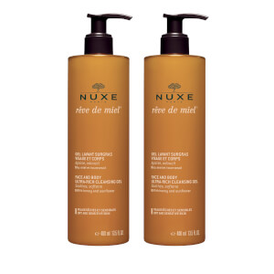 Rêve de Miel Cleansing Gel Duo