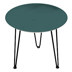 Decorsome Pine Wooden Side Table