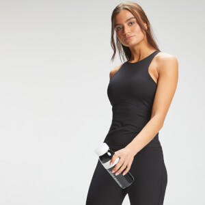 MP Women's Power Ultra Fitted Vest - Black