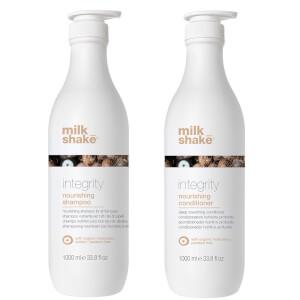 milk_shake Integrity Nourishing Shampoo and Conditioner Duo 1000ml