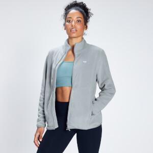 MP Women's Essential Fleece Zip Through Jacket - Storm