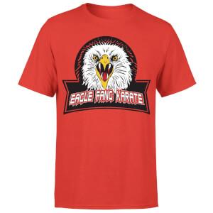 Cobra Kai Fang Eagle Unisex T-Shirt - Red