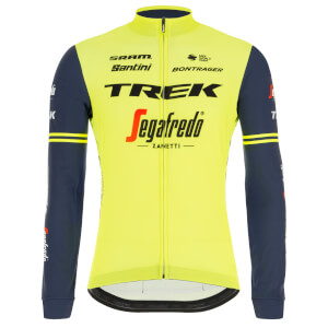 Santini Trek Segafredo Training Classe Long Sleeve Jersey