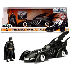 Jada Toys Batman 1995 Batmobile 1:24