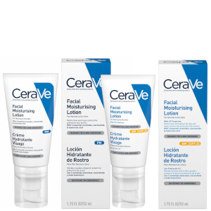 CeraVe Day and Night Moisturising Duo
