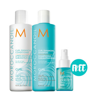 Moroccanoil Love Your Curls Set