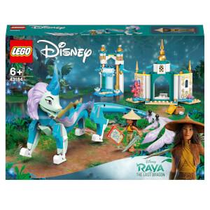 LEGO Disney Princess: Raya and Sisu Dragon Playset (43184)