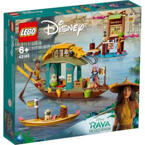 LEGO Disney Princess: Boun's Boat Playset (43185)
