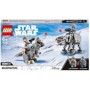 LEGO Star Wars: AT-AT vs. Tauntaun Microfighters Set (75298)