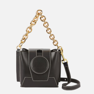 Yuzefi Women's Daria Leather Bag - Black