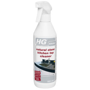 HG Natural Stone Worktop Cleaner - 500ml