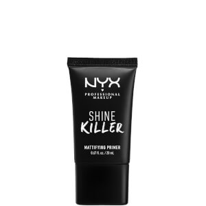 NYX Professional Makeup Mattifying Charcoal Infused Shine Killer Face Primer 20ml