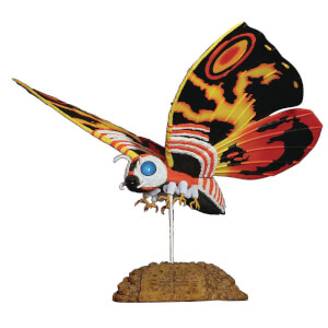 X-Plus Large Kaiju Series Godzilla Vs. Mothra - Mothra (1992)