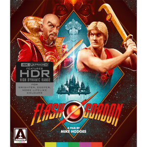 Flash Gordon - 4K Ultra HD