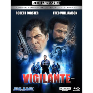 Vigilante - Limited Edition 4K Ultra HD (Includes Blu-ray)
