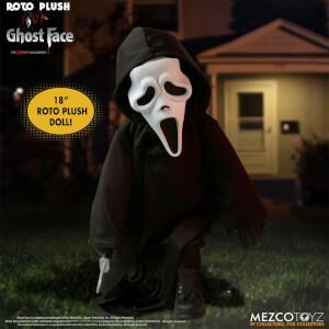 Mezco Scream Ghost Face MDS 18 Inch Roto Plush Figure