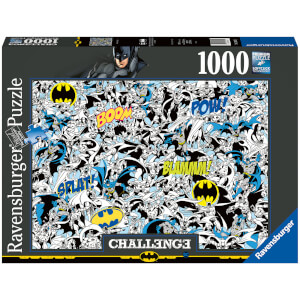Challenge - Batman Jigsaw Puzzle (1000 Pieces)