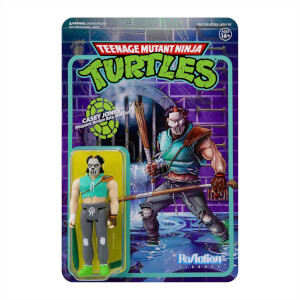 Super7 Teenage Mutant Ninja Turtles ReAction Figure - Casey Jones