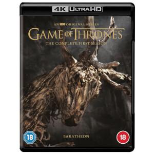 Game of Thrones : Saison 1 - 4K Ultra HD