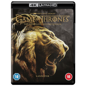 Game of Thrones : Saison 2 - 4K Ultra HD