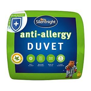 Silentnight anti-allergy 10.5 duvet single