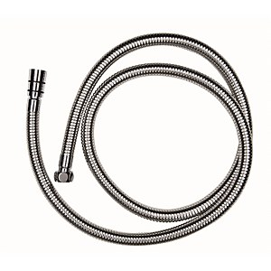Aqualona Deluxe 1.5 Shower Hose - Stainless Steel