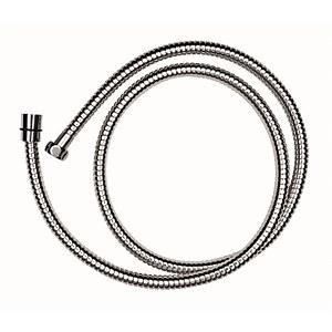 Aqualona Metal Shower Hose - Chrome