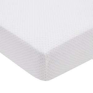 Thea Fitted Sheet Super King Size Linen