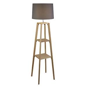 Plant Stand Floor Lamp