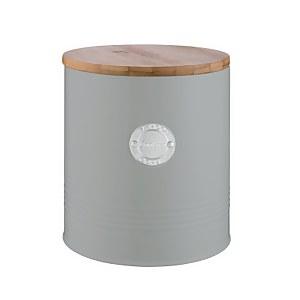 Typhoon Living Grey Cookie Jar