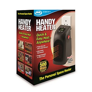 JML Handy Heater