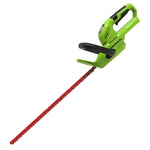 24V 56cm Hedge Trimmer with Rotating Handle (Tool only)