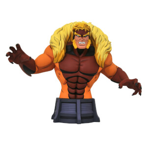 Diamond Select Marvel Animated Sabertooth Bust