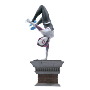 Diamond Select Marvel Gallery Handstand Spider-Gwen Statue