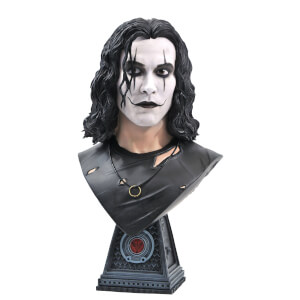Diamond Select The Crow Legends In 3D Crow 1/2 Scale Bust