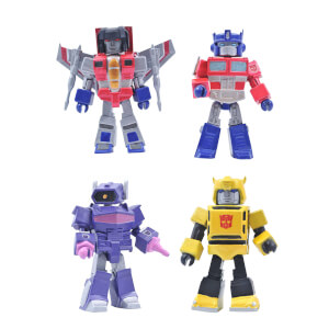 Diamond Select Transformers Series 1 Minimates Box Set