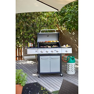 Texas Stardom 4 Burner Gas BBQ