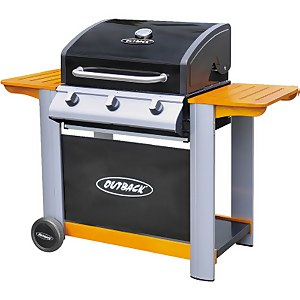 Outback Spectrum Hybrid 3 Burner Gas BBQ