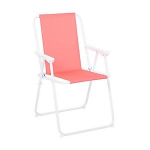 Homebase Bahari Picnic Chair - Pink