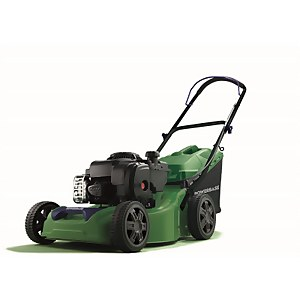 Powerbase 41cm Petrol Push Lawnmower 300E