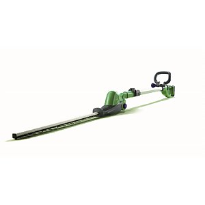 Powerbase 20V Cordless Pole Hegde Trimmer 41cm