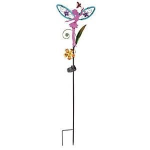 Smart Solar Fairy Wings - D?cor Stake Light