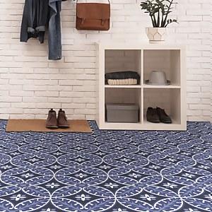 FloorPops Peel and Stick Floor Tiles Capri