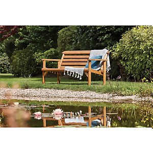 Anchor Fast Weydale Rustic 5ft Bench FSC