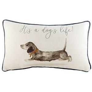 Dogs Life Cushion - 30x50cm